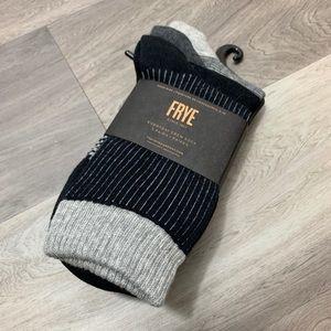 NWT Frye Crew Socks